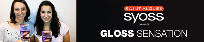 Saint Algue Syoss Gloss Sensation vous souhaite la bienvenue