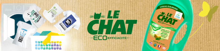 Le Chat Eco-Efficacité