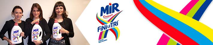 L'équipe Mir Couleurs Fini Le Tri* souhaite la bienvenue à tous les participants!