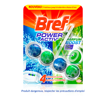 BREF WC Power Activ' Parfum Boost