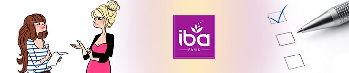 Votre rôle d'ambassadeur IBA est important!