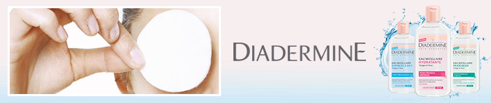 5 choses à savoir sur l'Eau Micellaire Diadermine !