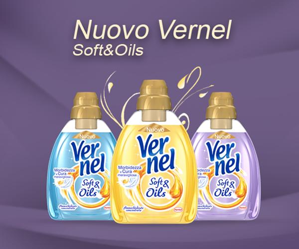NUOVO VERNEL SOFT&OILS